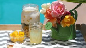 Tropical Moringa Overnight Oats