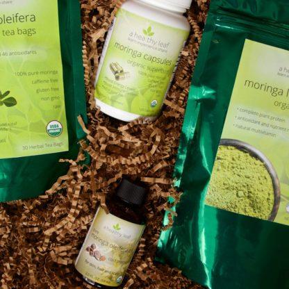 Moringa Products Gift Box