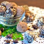Moringa Truffles: Healthy Chocolate Truffles
