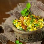 Moringa Cheesy Bacon Jalapeno Corn Dip