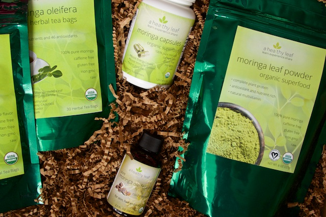 Moringa Products Giveaway