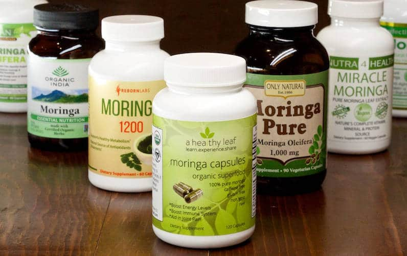 Moringa Capsule Review