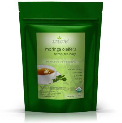 Certified Organic Moringa Tea