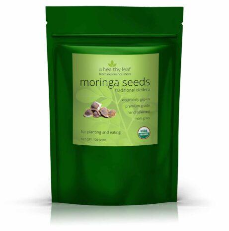 Organic Moringa Seeds