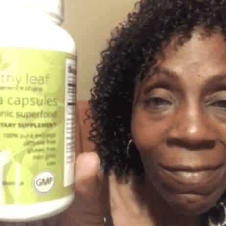 Moringa Capsules Made With 100% Pure Certified Organic Moringa