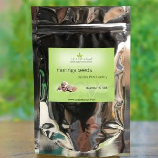 Moringa Seeds PKM1 100 Pack