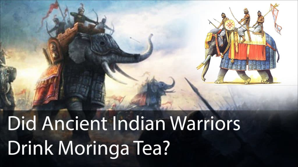 Mauryan Warriors Moringa Tea